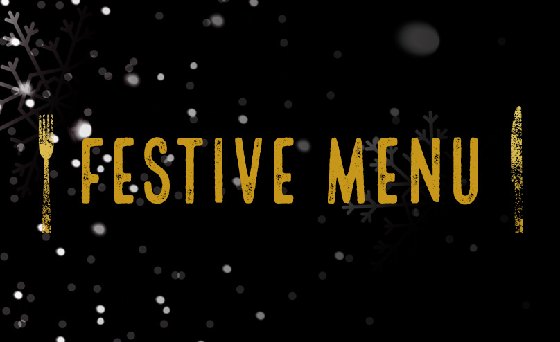 Festive menu at The Green Man
