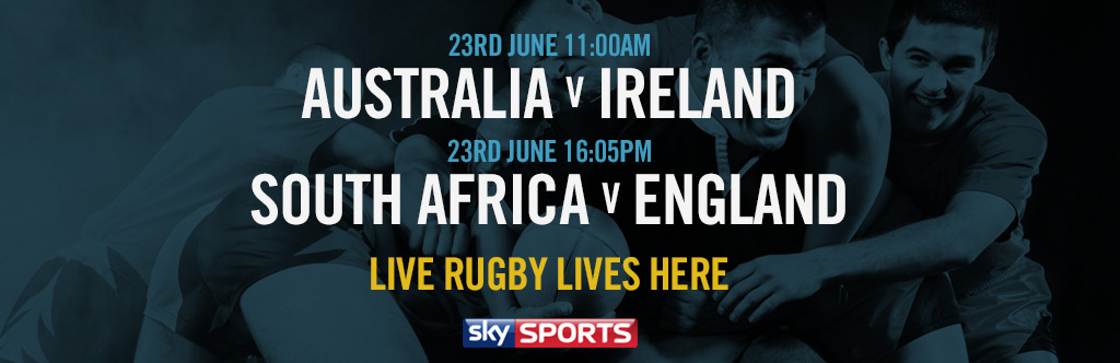 Live Rugby at The Green Man