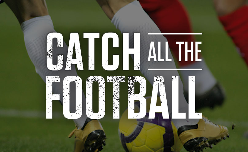 Watch Football at The Green Man