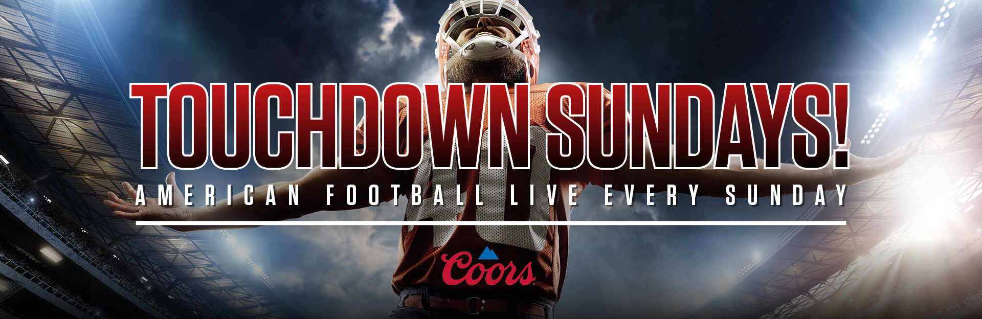 Watch NFL at The Green Man