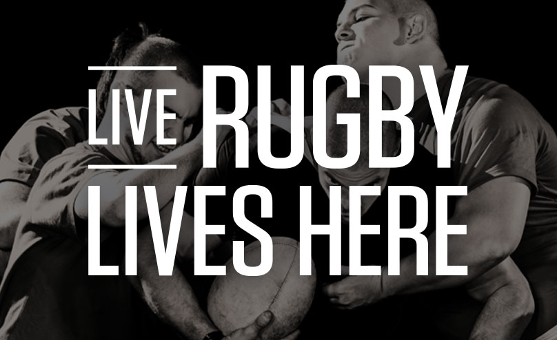 Watch Rugby at The Green Man