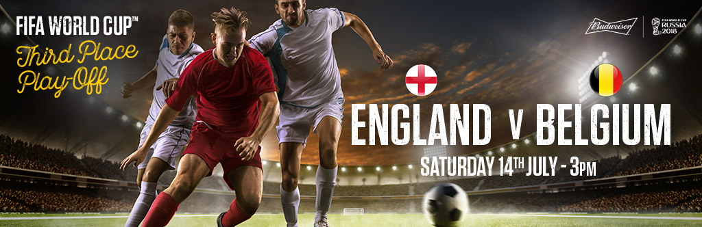 England Football live at The Green Man