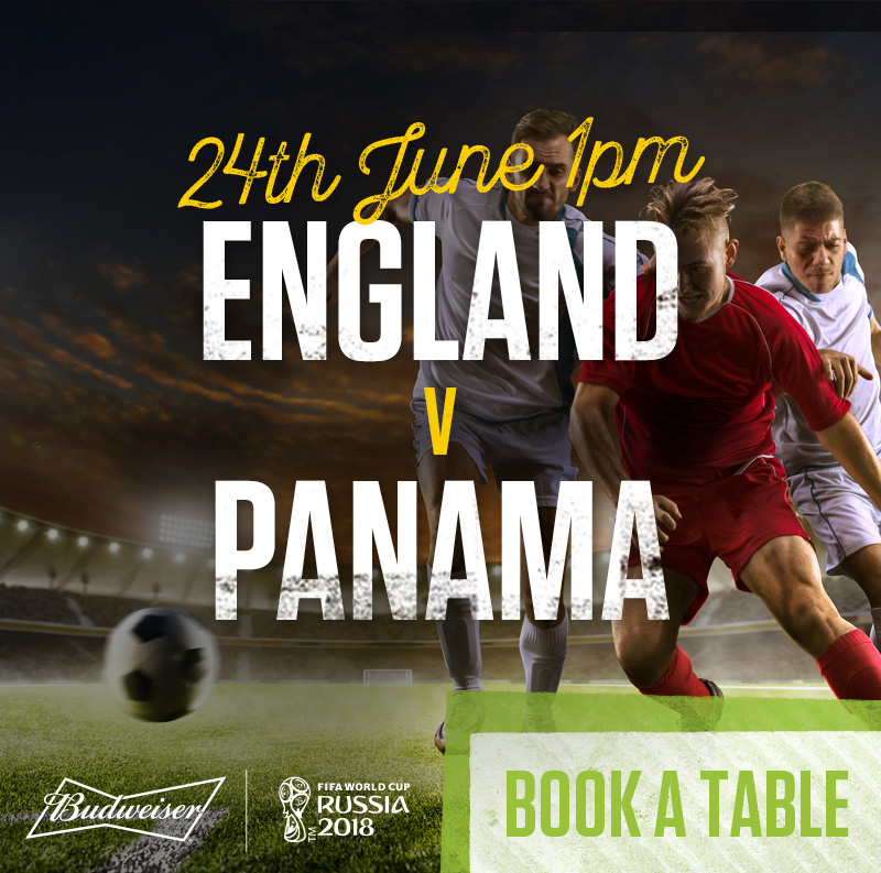 World Cup live at The Green Man